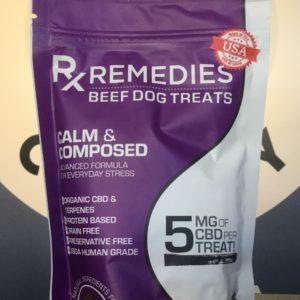 Rx Remedies Calming Dog Treats